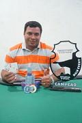 JOSÉ ANTONIO - CAMPEONATO CARIOCA DE TEXAS HOLDEM - 100K GTDS