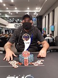 BILL CODINHOTO - RESTART 10K GTD - H2 CLUB