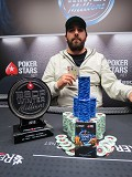 CAMILLO GEORGES - 5ª ETAPA WINTER MILLIONS 2019 1-DAY HIGH ROLLERS