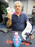LIDISON ARANHA - SUPER 500 H2 CLUB 40K GARANTIDOS