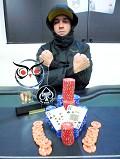 PAULO RENATO - OWLS SPADES- 17K GTD