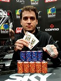 MATEUS PIMENTA - 8� ETAPA DO BSOP 2013 - SUPER HIGH ROLLERS