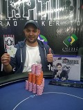 Willian Galinha - Ribeir�o Poker Tour RPT