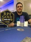 Adrien Nogueira - RPT Main Event 100K + uma Moto 0KM