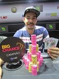 ANDR� LUIZ - BIG CHANCE 100K GRT - Vem pro Pano!