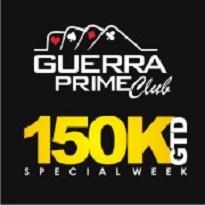 SUPER SPECIAL WEEK - 150K GTD - 5ª ETAPA - Guerra - Dia Final