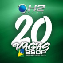MEGA Satélite BSOP – 20 VAGAS GTD - H2 Club