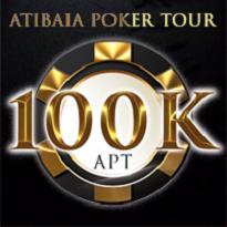 100K Atibaia Poker Tour - Dia 1A