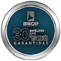 Mega Satélite BSOP 30 Vagas Grt