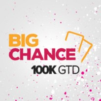 Big Chance 100K Garantidos - Dia 1E