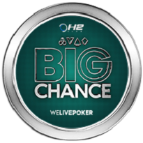 Big Chance 150K – Ranking Integrado H2 - Dia 1G