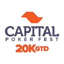 Capital Poker Fest 20K