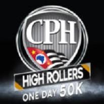 2ª Etapa CPH 2018- High Roller One Day 50k Gtd