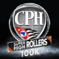 2ª Etapa CPH 2018 – Super High Roller 100K GTD - Dia 1