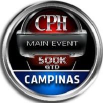 3ª Etapa CPH 2019 – 500K Garantidos - Dia 1D Campinas