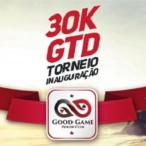 Torneio de Inauguração 30K Garantidos - Good Game Poker Club - Dia 1C