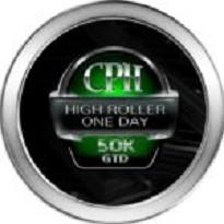 4ª Etapa CPH 2019 – High Roller One Day 50K GTD