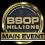 8� Etapa do BSOP MILLIONS  2013 - SP - Main Event - Dia Final