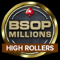 7ª Etapa BSOP Millions 2015 - SP - HIGH ROLLERS - REENTRADAS - DIA 1