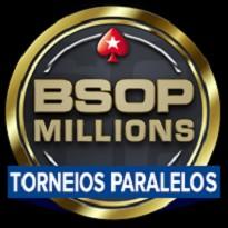 BSOP Millions 2015 - Eventos Paralelos