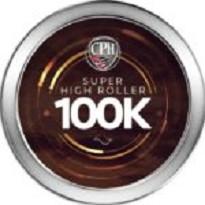 1ª ETAPA CPH 2020 – Super High Roller 100K GTD - Dia Final