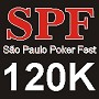 S�o Paulo Poker Fest 120K - by Conrad Casino - Dia Final