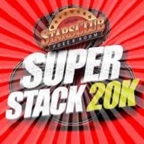 SUPERSTACK - 20K GARANTIDOS - Stars Club