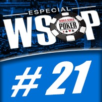 WSOP Event #21 U$ 1.500 Millionaire Maker NL Holdem - Dia 4