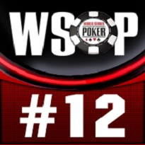 WSOP Event #12 U$ 1.500 No Limit Holdem - Dia 2