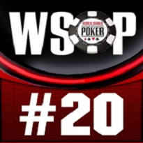 WSOP Event #20 U$ 1.500 Millionaire Maker No Limit Holdem - Dia 3