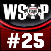 WSOP Event #25 U$ 1.000 Pot Limit Omaha - Dia 3
