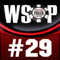 WSOP Event #29 U$ 2.500 No Limit Holdem - Dia 3