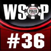 WSOP Event #36 U$ 5.000 No Limit Holdem 6-Handed - Dia 2