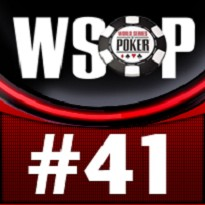 WSOP Event #41 U$ 1.500 Pot Limit Omaha - Dia 2