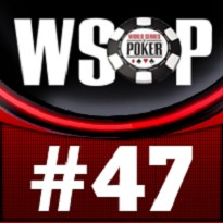 WSOP Event #47 U$ 1.500 No Limit Holdem Monster Stack - Dia 3