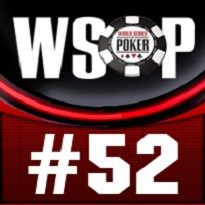 WSOP Event #52 U$ 1.500 No Limit Holdem - Dia 2