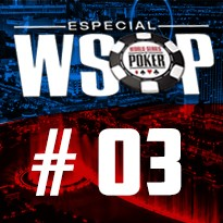 WSOP Event #3 - U$ 500 The Big 50 No Limit Holdem - Dia 3