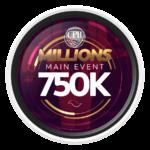 ETAPA MILLIONS CPH 2020 – MAIN EVENT 750K GTD - Dia 1A
