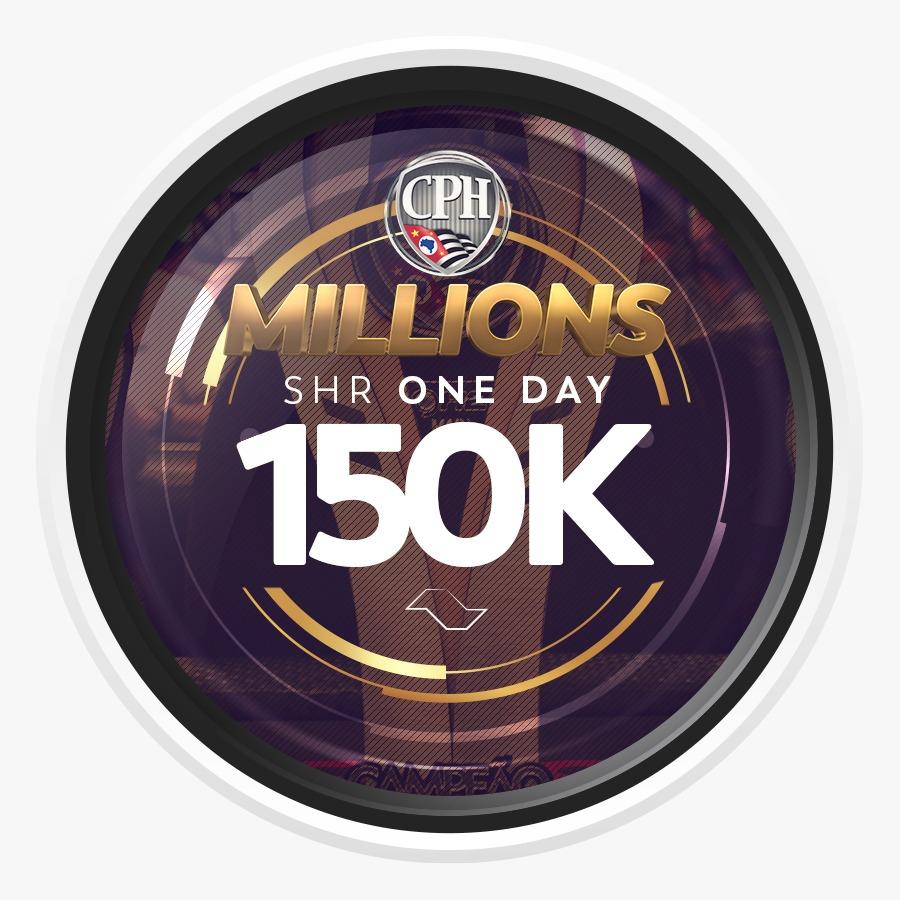 ETAPA MILLIONS CPH 2020 – Super High Roller 150k One Day