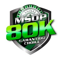 Mandala Series of Poker - MSOP 80k CHOICE - Dia 1A