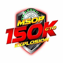 Mandala Series of Poker - MSOP 150K EXPLOSION - Dia 1D