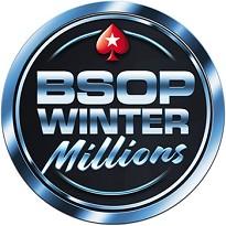5ª ETAPA  WINTER MILLIONS 2019 - São Paulo - MAIN EVENT - DIA 1A