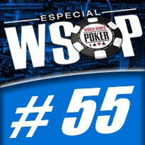 WSOP Event #55 U$ 1.000 Tag Team No Limit Holdem - Dia Final