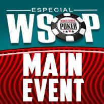 WSOP MAIN EVENT #73 U$ 10.000 No Limit Holdem - Dia 7