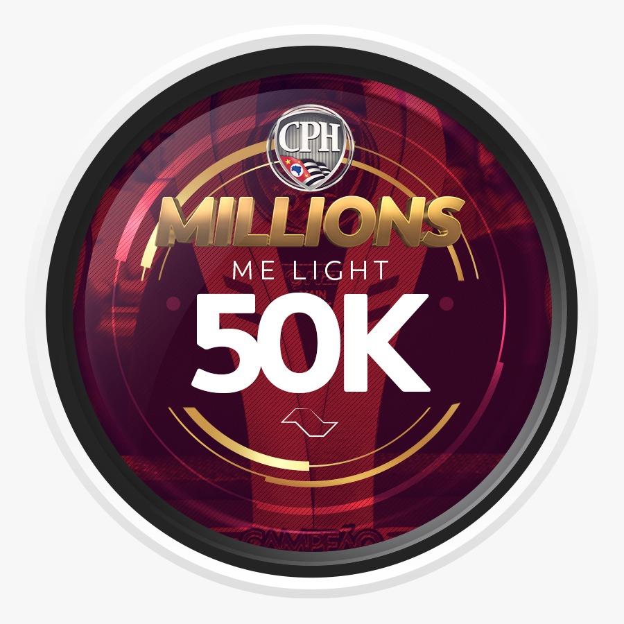ETAPA MILLIONS CPH – MAIN EVENT LIGHT 50K GTD